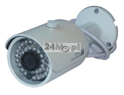 Kamera ALL in ONE - pełna kompatybilnoœć z trybami AHD, CVI, TVI i analogowym, przetwornik SONY, rozdzielczoœć FULL HD, 36 diod IR, szczelna obudowa [IP 66]
