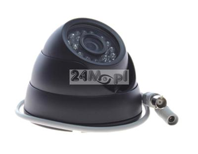 Zewnętrzna kamera 4 w 1 - wspierane tryby: AHD, CVI, TVI, CVBS (analogowy), przetwornik SONY EXMOR, rozdzielczoœć FULL HD, bardzo szeroki kšt widzenia, 24 diody podczerwieni, hermetyczna obudowa