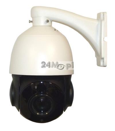 Szybkoobrotowa kamera AHD 2 MPX [2080P] - przetwornik SONY EXMOR, procesor NEXTCHIP, 6 diod ARRAY LED o zasięgu 100 metrów, 36x ZOOM optyczny