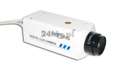 Atrapa niewielkiej kamery kompaktowej