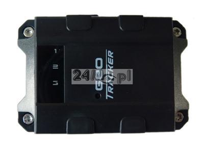 Tracker/logger/lokalizator GPS z opcjš œledzenie pojazdu ONLINE - bezpłatny abonament!
