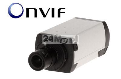 Kompaktowa, cyfrowa kamera IP - rozdzielczoœć HD (1280 x 960), przetwornik SONY, 3 - megapikselowy obiektyw, szeroki kšt widzenia