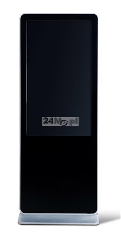 Kiosk multimedialny z ekranem dotykowym FULL HD 47 - program do prezentacji 3D oraz inne funkcjonalnoœci w cenie!
