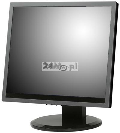 Monitor LCD 17 cali, proporcja 4:3 - dedykowany do systemów monitoringu wizyjnego