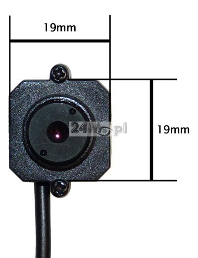 Mikrokamera przewodowa z audio