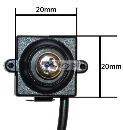Mikrokamera ukryta w œrubce, audio