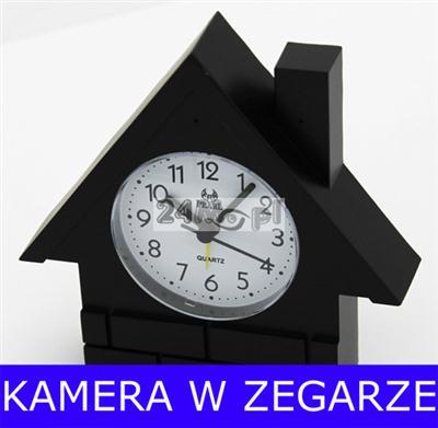 Kamera ukryta w zegarze wolnostojšcym, 420TVL, CCD SONY