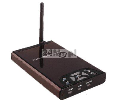 Rejestrator bezprzewodowy do kamer na 2,4GHz