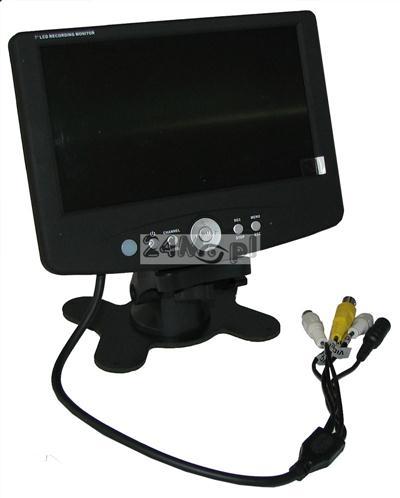 Rejestrator miniaturowy na karty SD z wyœwietlaczem LCD