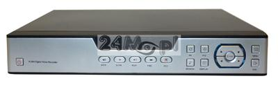 Rejestrator hybrdyowy do kamer AHD [1.3 MPX - HD i 2.0 MPX - FULL HD], IP ONVIF i analogowych, obsługa 8 kanałów VIDEO i AUDIO, pełny dostęp zdalny przez Internet