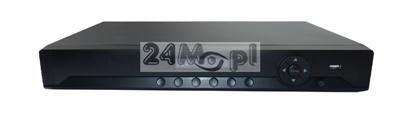 Hybrydowy rejestrator obsługujšcy kamery AHD, IP i analogowe - pełna kompatybilnoœć ze standardem ONVIF, płynny ruch [REAL TIME], polski SOFT, funkcja P2P [praca w chmurze]
