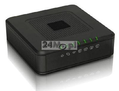 Router umożliwiajšcy pracę rejestratora w sieci