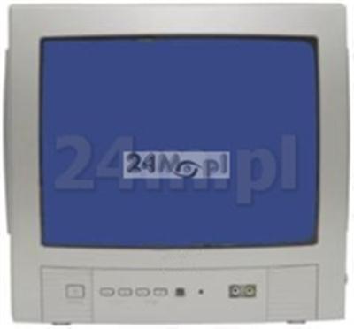 Kineskopowy telewizor 14 cali z wejœciem AV