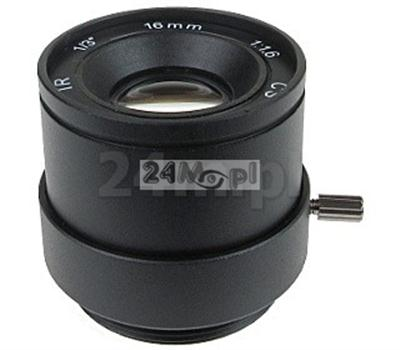 Obiektyw IR CS 16mm