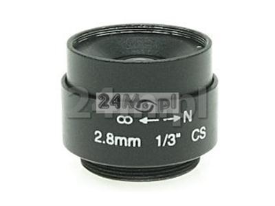 Obiektyw CS 2,8mm