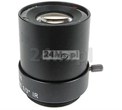 Obiektyw CS IR 25mm